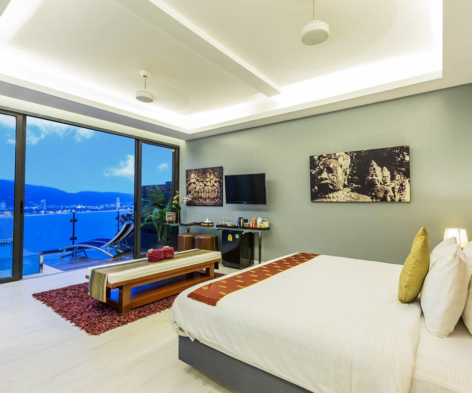 Rooms - Oceanfront Rooms